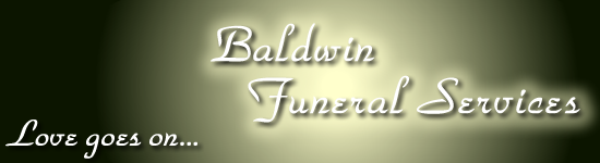 Baldwin Funeral Services Baraboo WI